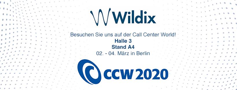 Wildix bei der Call Center World 2020