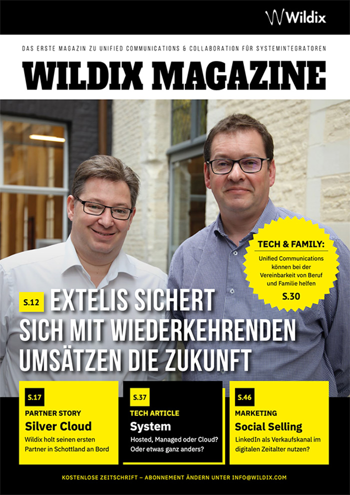 Wildix Magazine №7 – German