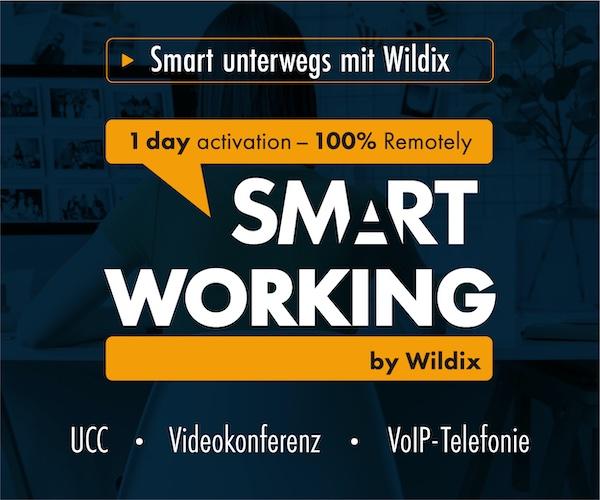 Smart unterwegs mit Wildix