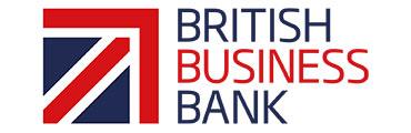 British Business Bank logo