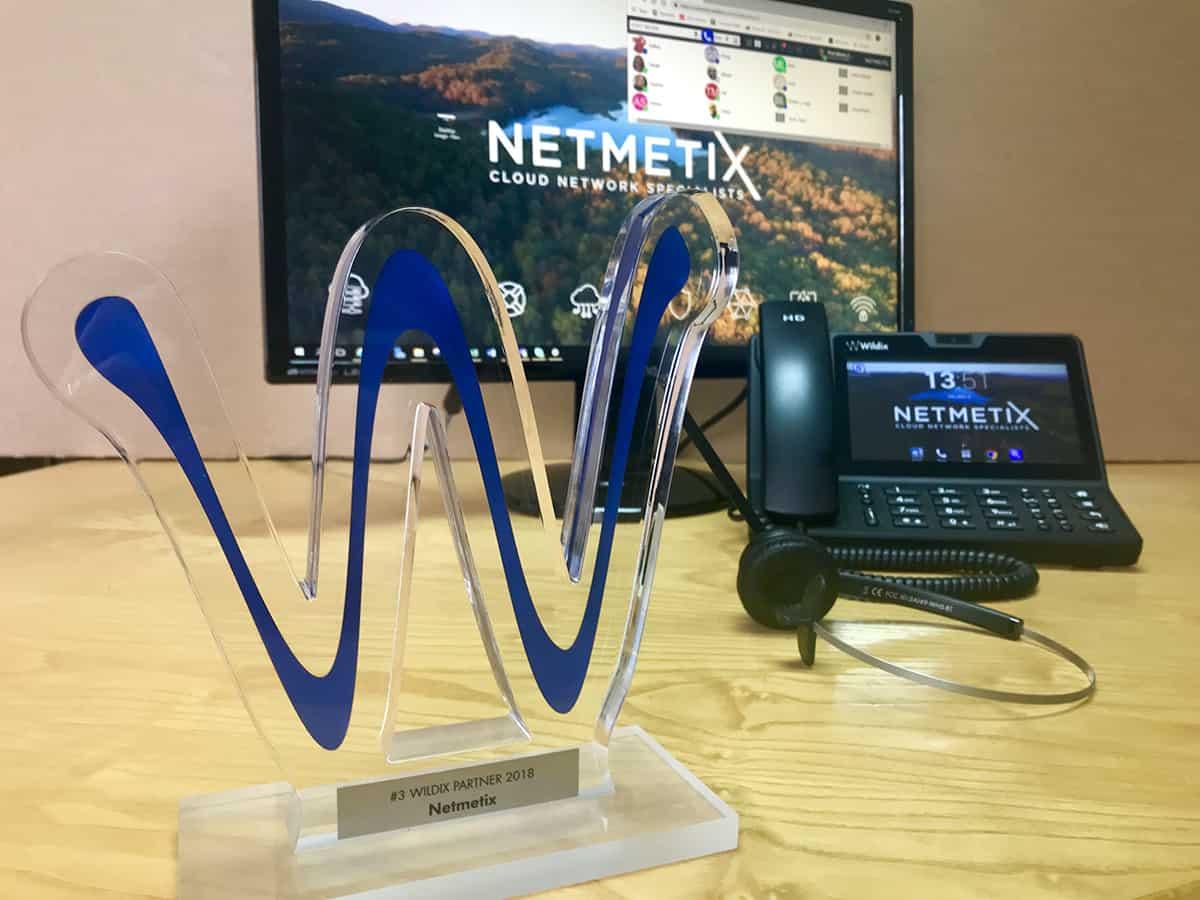 Wildix Award - Netmetix