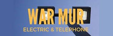 War Mur Electric Telephone - Wildix Partner