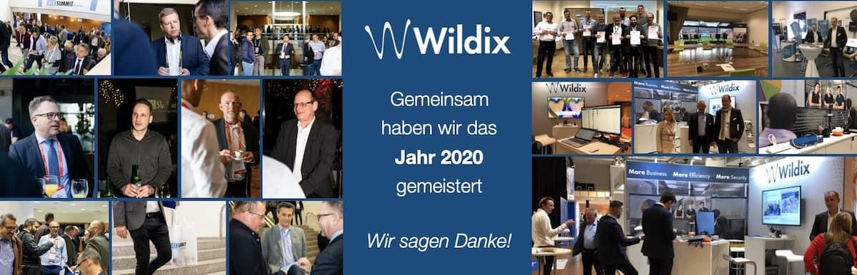 Wildix DACH – Jahresrückblick 2020