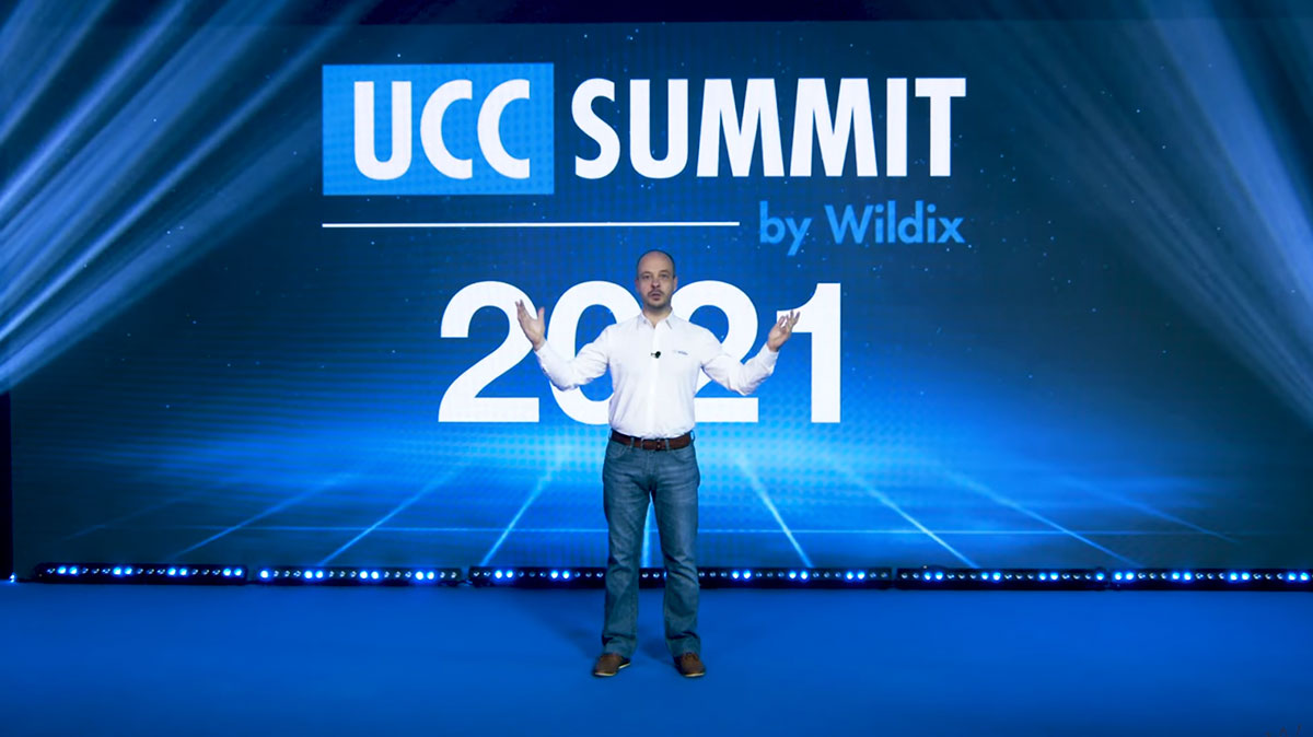 UC&C Summit 2021 - Wildix Talks the First Communication Platform for Increasing Sales at UC&C Summit 2021