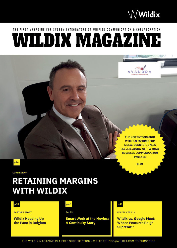 Wildix Magazine #9 - English