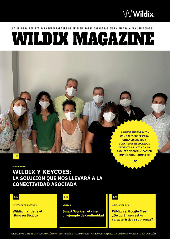 Wildix Magazine #9 - SPA