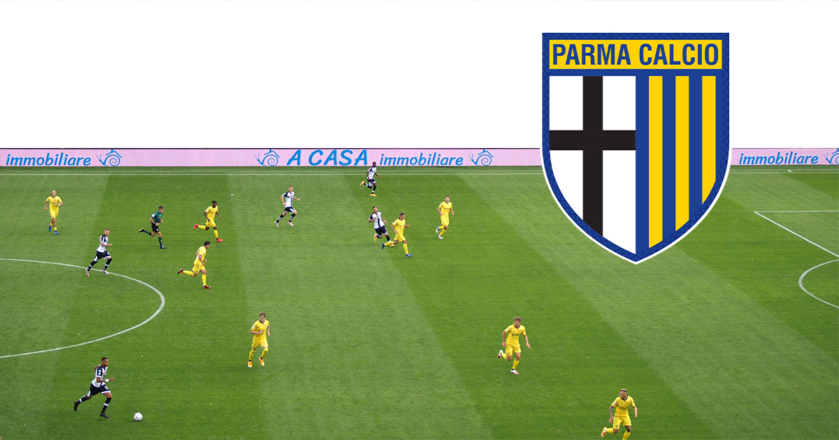 Parma Calcio 1913 - Wildix case study