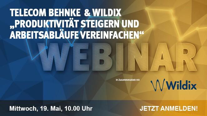 Webinar Telecom Behnke
